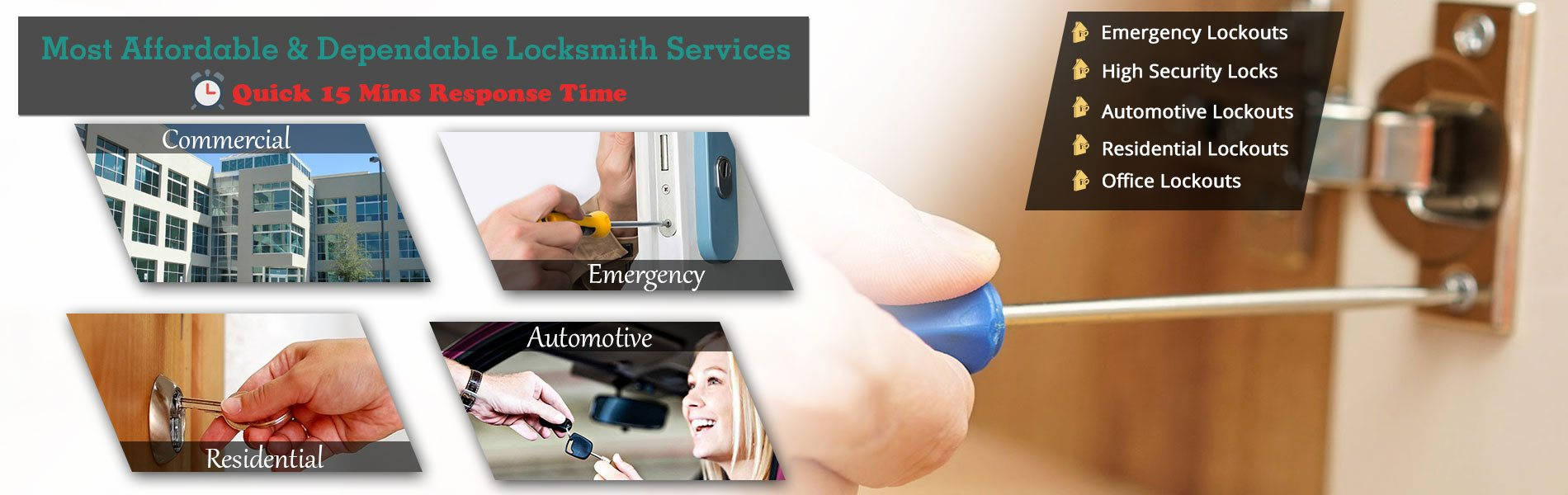 East Riverside LA Locksmith Store, New Orleans, LA 504-407-2874